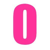 Pink Wheelie Bin No. 0